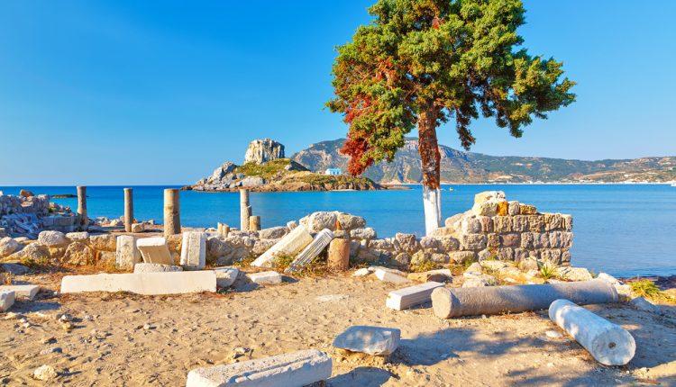 Luxus-Urlaub auf Kos: 1 Woche im 5-Sterne Hotel ALL INCLUSIVE mit Flügen und Transfers ab 444€