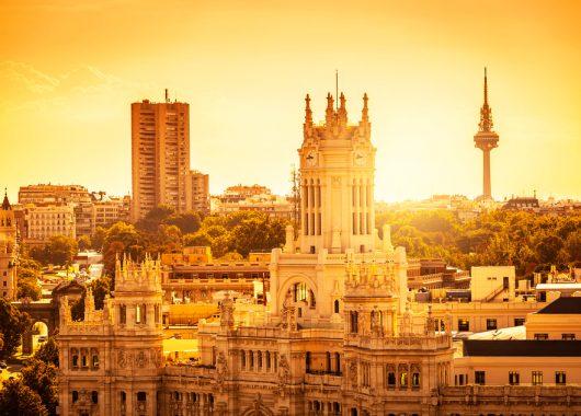 Madrid: 3, 4 oder 5 Tage im 3* Hotel inkl. Flug und Frühstück ab 119€ pro Person