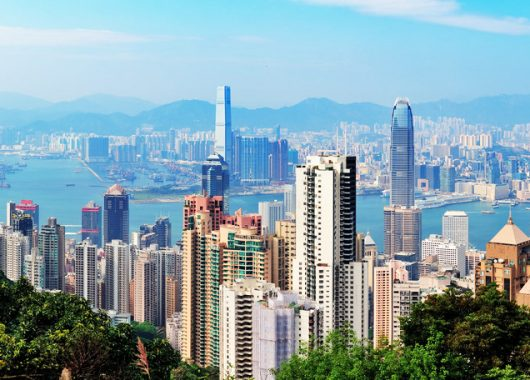 22 Tage durch China reisen: Hin- und Rückflug nach Hong Kong für 490€