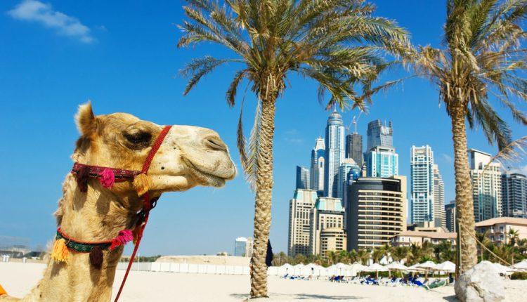 Dubai: Hin- und Rückflug ab div. deutschen Flughäfen schon ab ca. 150€