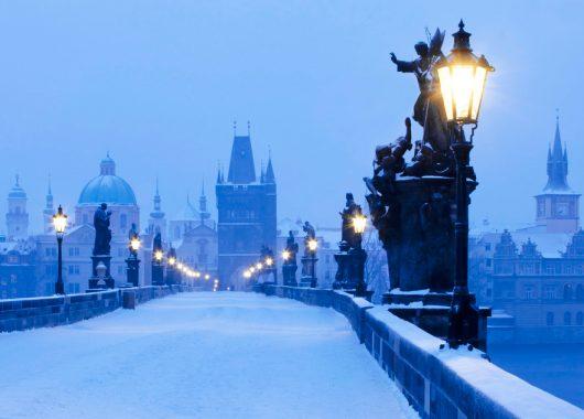 Im Januar nach Prag: 5 Tage im 3-Sterne Hotel mit Frühstück inkl. Flug ab 183€ (ab München)