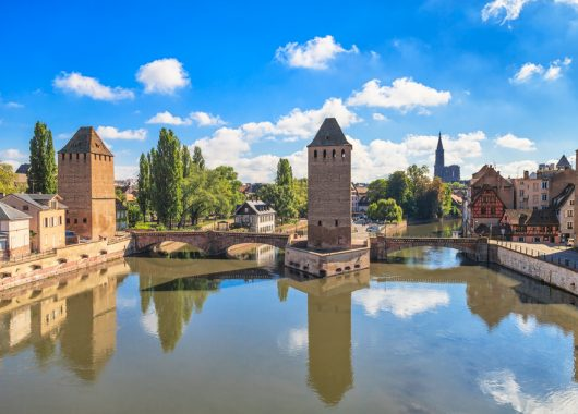 Romantischer Kurztrip: 3 Tage Straßburg im guten 3* Hotel ab 85€ pro Person