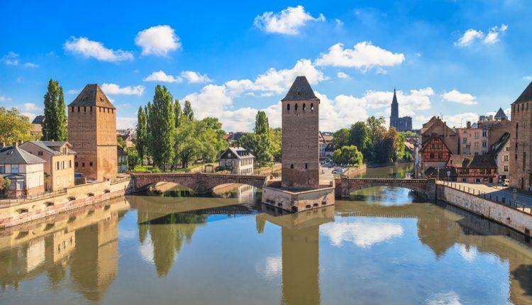Kurztrip Straßburg: 2 bis 4 Tage im 3*Hotel mit Frühstück ab 32€ p.P.