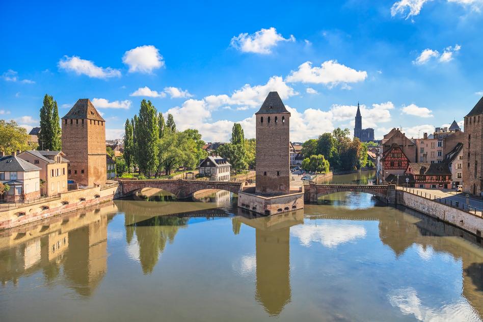 3 Tage Straßburg im August: 3* Hotel inkl. Frühstück und ...