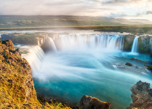 September: Hin- und Rückflug nach Island mit Lufthansa nur 185€