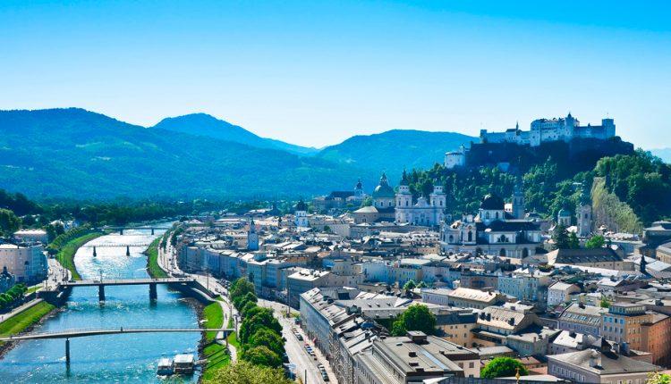 Salzburg: 3 Tage im top 4*Hotel mit Frühstück für 60€ pro Person