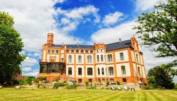 Kurzurlaub in Wismar: Nächtigt im Schloss Gamehl für nur 24,50 Euro pro Person