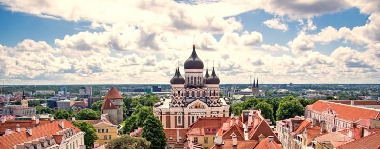 5 Tage in Tallinn: private Wohnung und Flug ab 160€