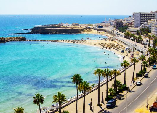 Tunesien: Eine Woche im guten Hotel inkl. Flug, Transfer und Frühstück ab 206 Euro