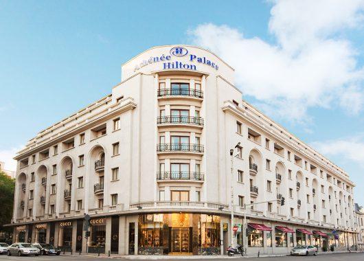 Tchibo Special: 2 Nächte zu zweit in einem von 46 Hilton Hotels inkl. Frühstück für 222 Euro
