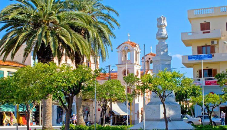 Frühbucher-Deal: 7 Tage Kreta ab 236€ – Flug und gutes 3* Hotel in Malia