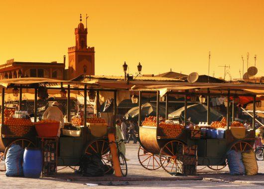 Städtetrip im Januar: 5 Tage Marrakesch inkl. Flug, gutem 3* Hotel mit Frühstück und Transfer für 172€ (ab Weeze, Frankfurt, Memmingen)