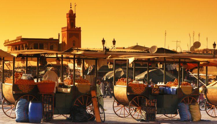 Schnäppchen: 9 Tage Marrakesch im 5* Hotel, Flug, Transfer und Frühstück ab 237€