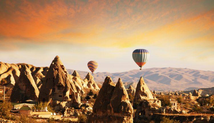Türkei-Rundreise inkl. Flug und Halbpension: 8 Tage in der Südtürkei und Kappadokien ab 149€ pro Person