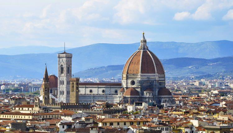 Top 4-Sterne Hotel in Florenz: z.B. 4 Tage für 61,50€ pro Person inklusive Frühstück