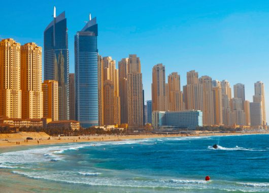 Wild am Mittwoch bei Airfrance: Hin- und Rückflug nach Dubai ab 330€
