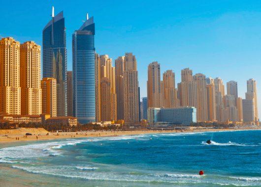 Dubai: 9 Tage ab 499 Euro pro Person inklusive Flug, Transfer und Frühstück