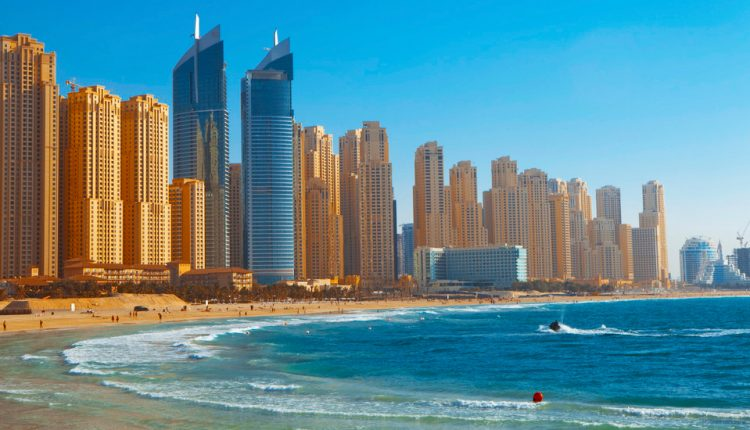 Last Minute nach Dubai: 1 Woche im guten Hotel inkl. Flug, Rail & Fly, Transfer und Frühstück ab 319€