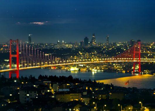 Top 3-Sterne Hotel in Istanbul: Zu zweit im Doppelzimmer inklusive Frühstück für 54 Euro