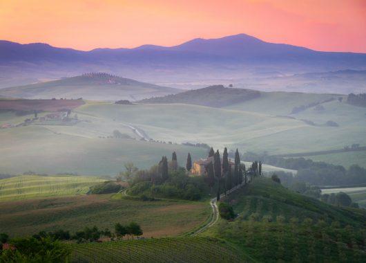6 Tage Urlaub in der Toskana in der Nähe von Florenz für 269 Euro für 2 Personen
