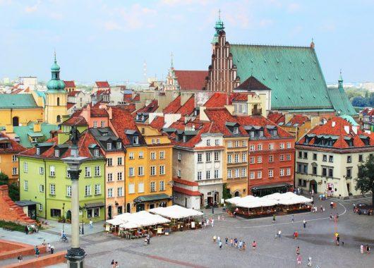 3 Tage Warschau im 4* Hotel inkl. Frühstück ab 50€