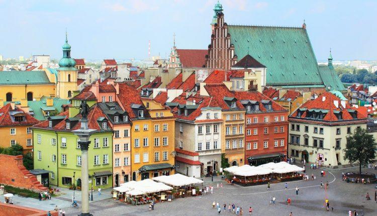 Städtetrip: 3 Tage Warschau im 4* Hotel inkl. Flug ab 76€ pro Person