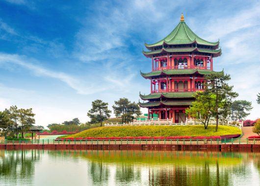 Wild am Mittwoch: Flüge nach China ab 459€ mit KLM und Air France