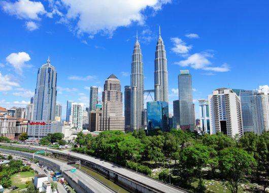 Malaysia: Hin- und Rückflug nach Kuala Lumpur ab 324€ pro Person (an München)
