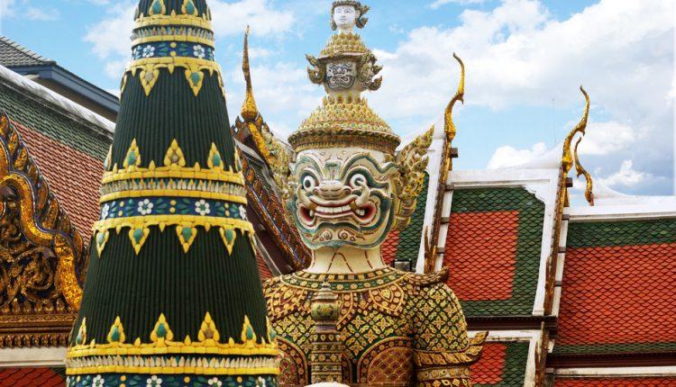 10 Tage Thailand im Dezember: Hin- und Rückflug nach Bangkok für 493€