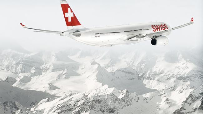 Swiss International Air Lines: 25-Euro-Gutscheincode für Flüge ab deutschen Flughäfen