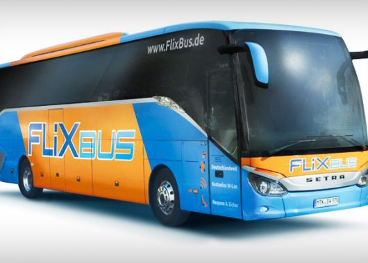 Flixbus: Strecken nach und ab Baden Württemberg ab 13€