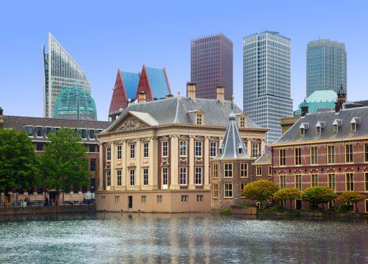 Luxus-Städtetrip nach Den Haag: Zu zweit in 5 Sterne Hotel für 79 Euro pro Nacht