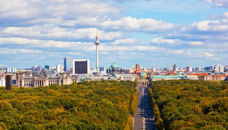 Gutschein – Gültig bis 2017: 3 Tage Berlin im zentralen 3* Hotel mit Frühstück für 59,50€ pro Person