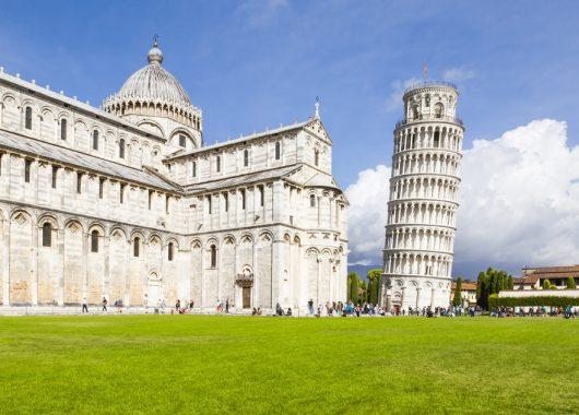 5 Tage Pisa im guten 3* Hotel inkl. Flug und Frühstück ab 132€