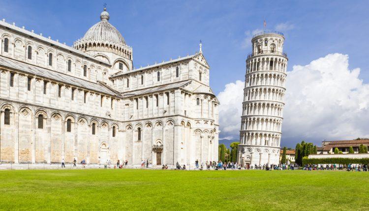 Februar: 4 Tage Pisa – Flug und gutes 4* Hotel ab 178€