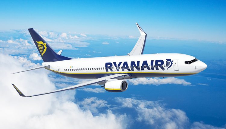 Cyber Monday bei RyanAir: Flüge ab 14,99€
