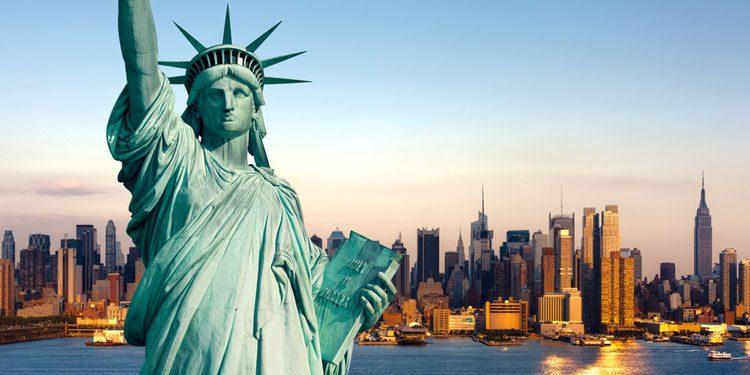 USA: Hin- und Rückflug nach New York ab 379 Euro ab Amsterdam