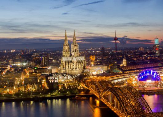 Köln: 3 Tage im 5* Hotel inklusive Frühstück und Wellness (Holmes Club) für 99€ p.P. (Feb. – Apr.)