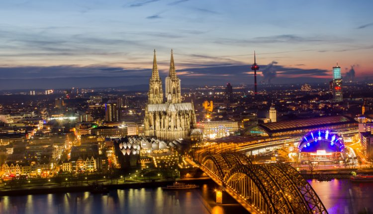 Ostern nach Köln: 2 Tage im 4-Sterne Hotel inklusive Frühstück für 45€ pro Person
