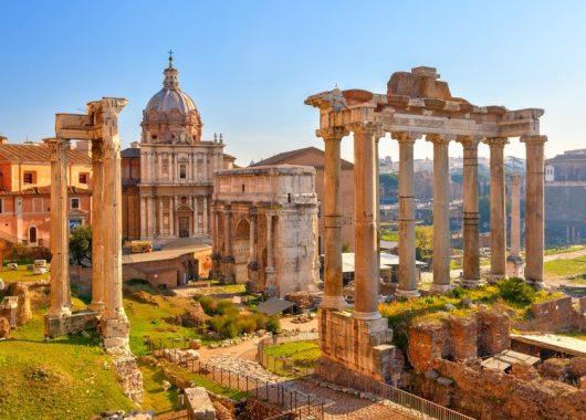 Rom:  4 Tage im 3* Hotel inkl. Flügen und Frühstück ab 122€ pro Person