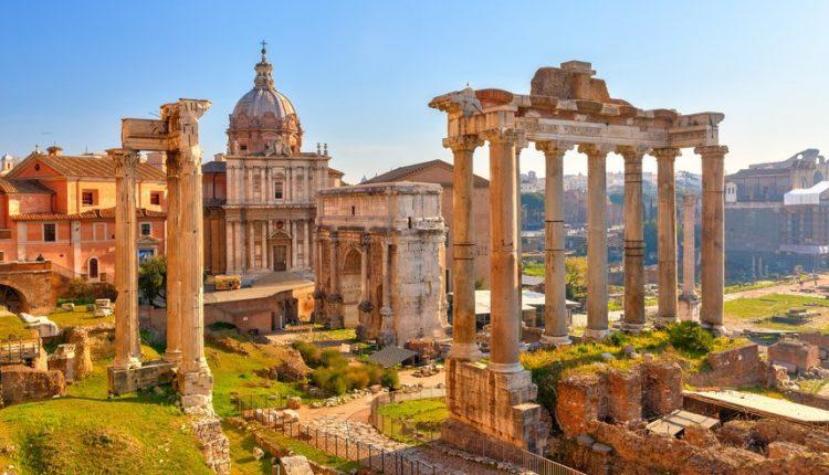 3 Tage Rom im Februar – Flug und zentrales Hotel für 118€
