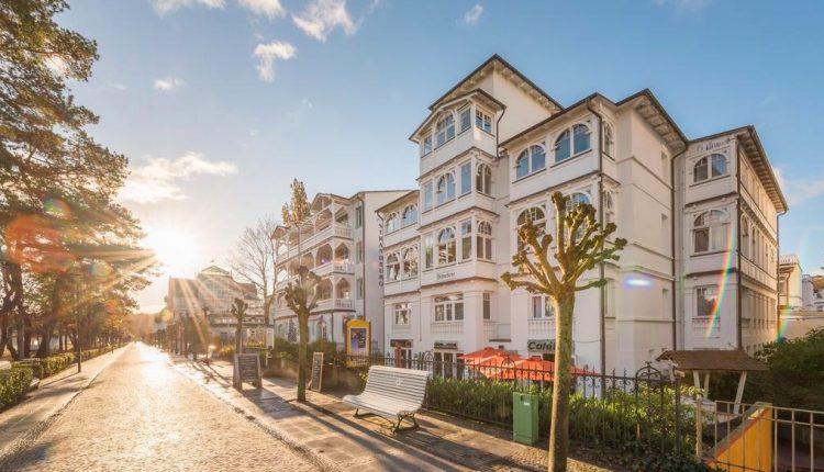 3 Tage im Ostseebad Binz: 4* Apartment inkl. Frühstück & Dinner ab 99,99€