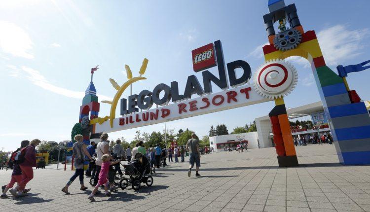 Legoland Dänemark: Familienurlaub mit 4 Personen für 298€