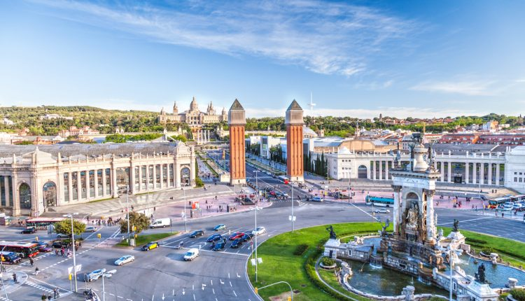 Valentinstag in Barcelona: 4 Tage im 3* Hotel inkl. Frühstück ab 84€ pro Person