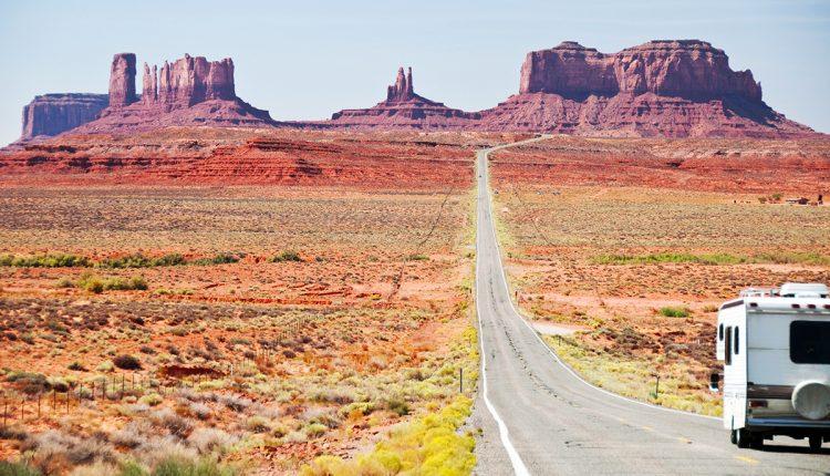 Mit dem Wohnmobil 2 Wochen kostenlos durch die USA reisen + 500$ Spritgeld