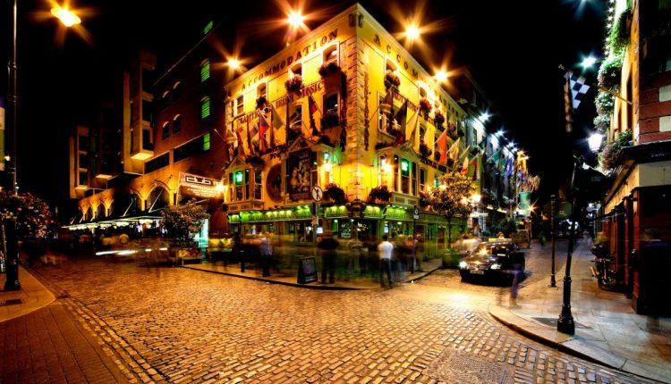 Städtetrip: 3 Tage Dublin im Mai inkl. Hostel & Flug für 93€ (ab Bremen, Frankfurt)