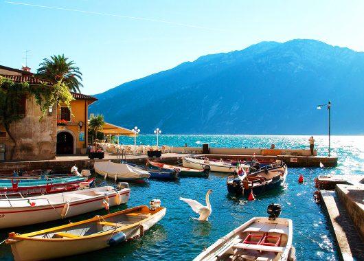 Gardasee: 4 bis 8 Tage im 3*Hotel inkl. Halbpension und Olivenölverkostung für 119€