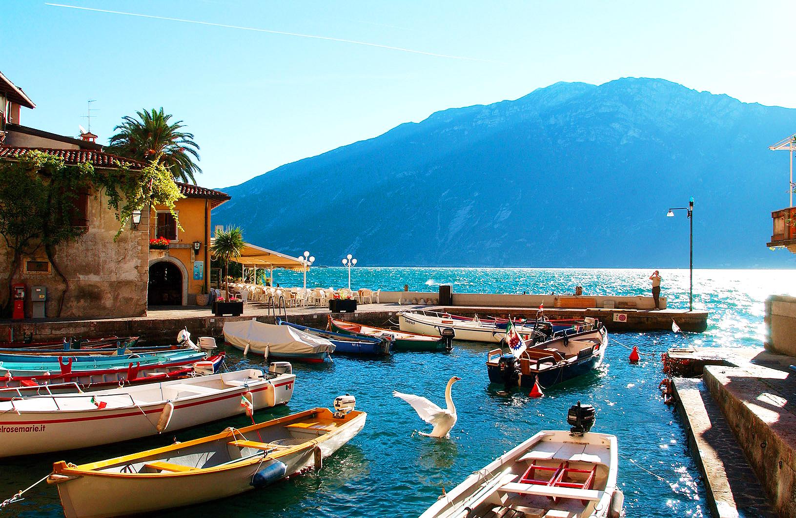 Italien Im Oktober