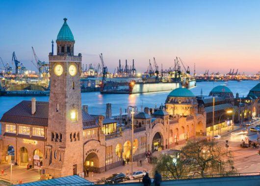 Städtetrip nach Hamburg inkl. Hotel & Anreise mit der Bahn für 117€