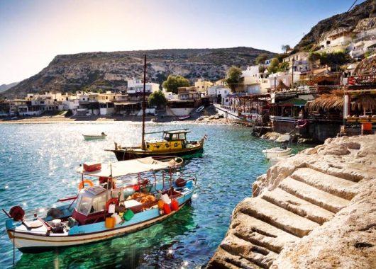 Sommer auf Kreta: 1 Woche im 3*Hotel mit Flug, Transfers, Zugticket und Frühstück ab 398€